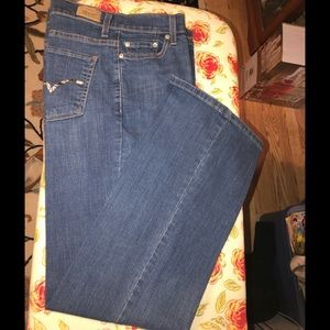 🎀 Levi's 512 jeans Perfectly Slimming boot cut 12